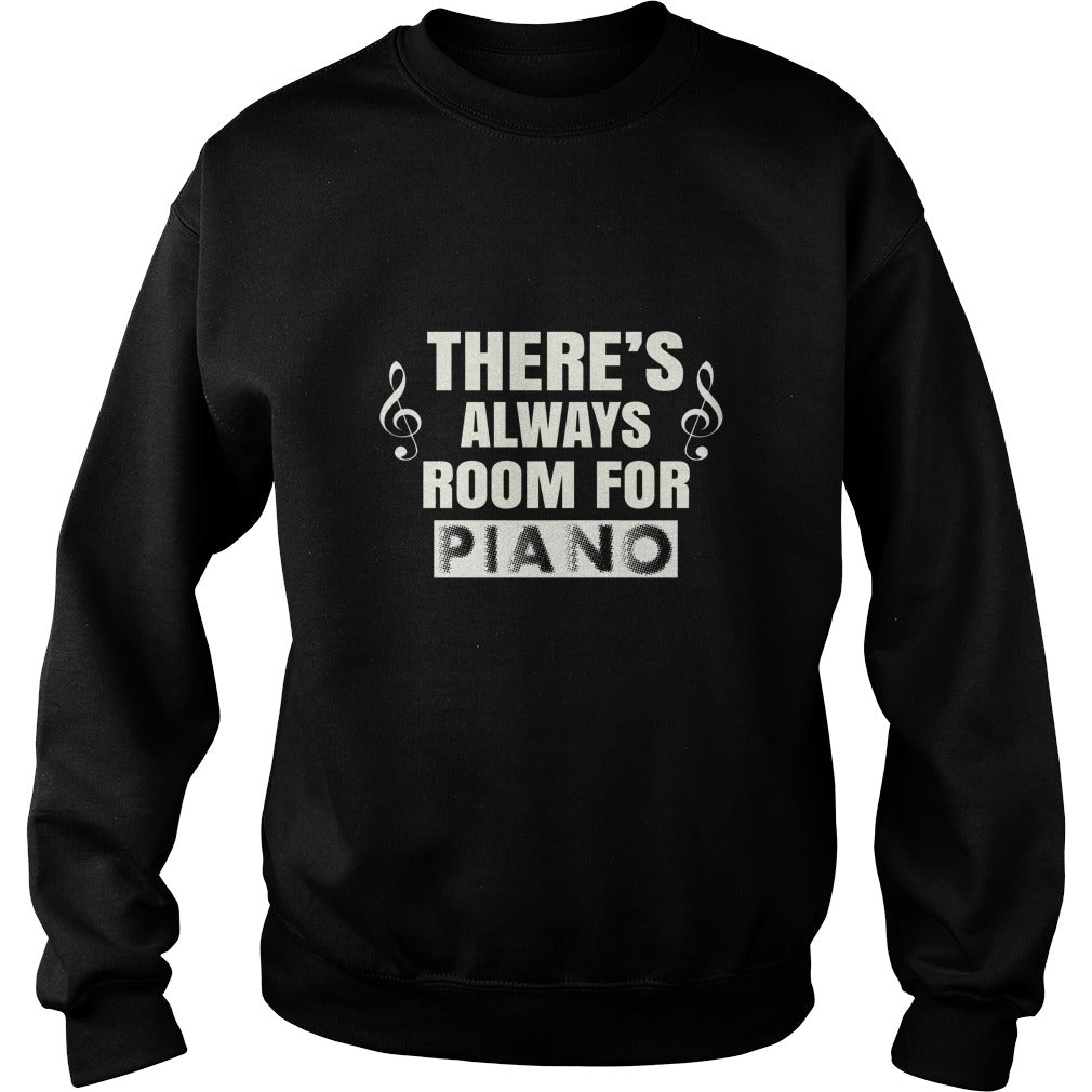 Piano Player Sweatshirt