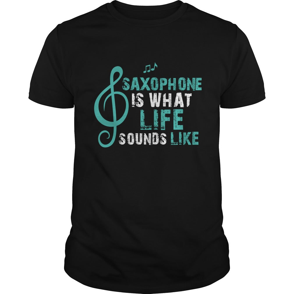 Saxophone Life Men's T-Shirt