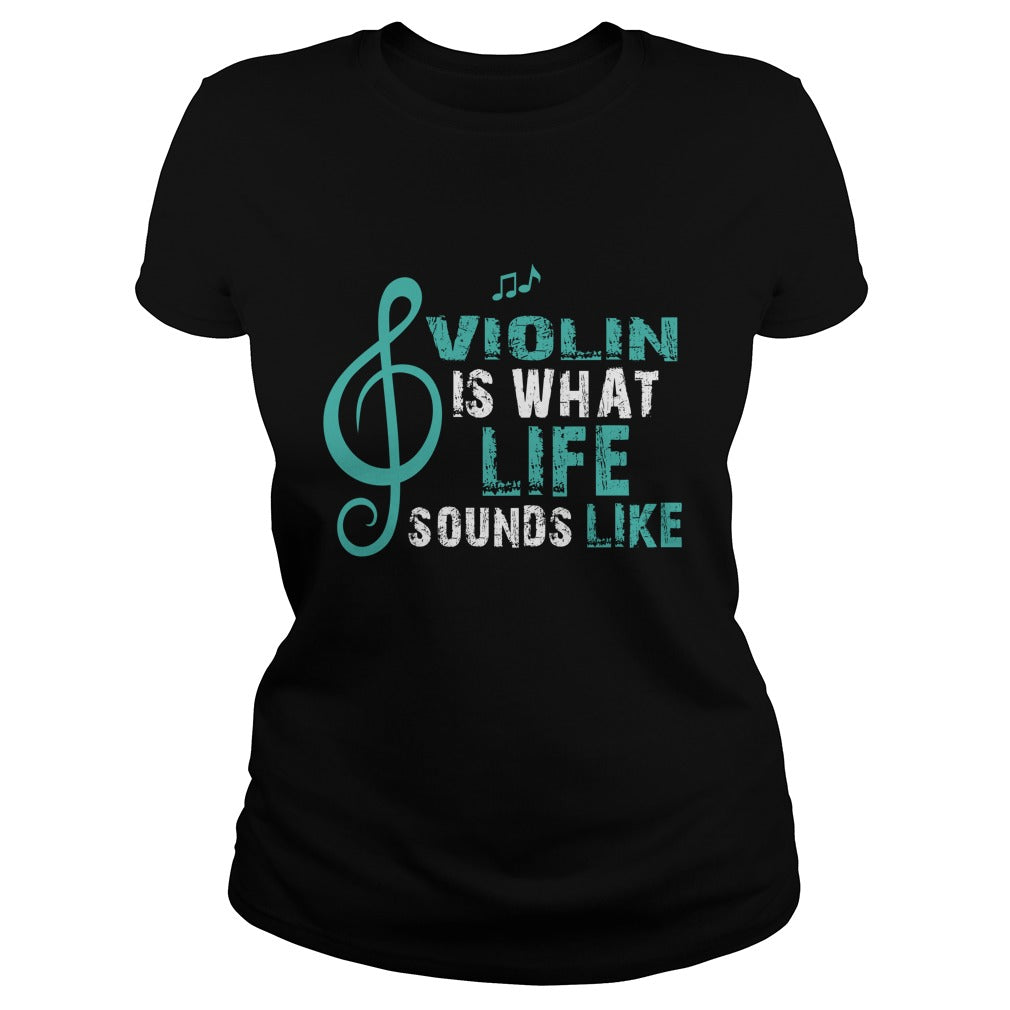 Violin Life Women's T-Shirt