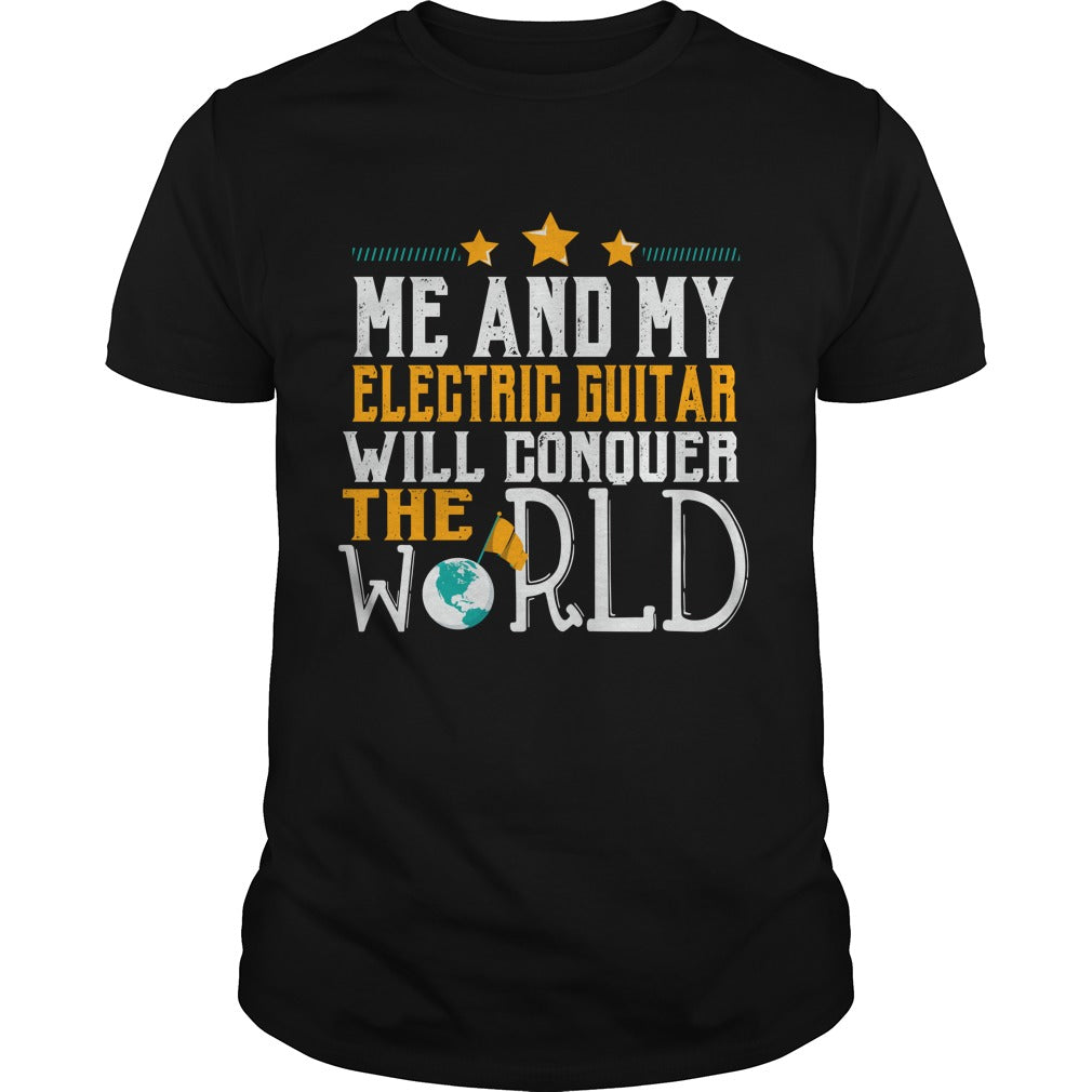 Electric Guitar World T-Shirt