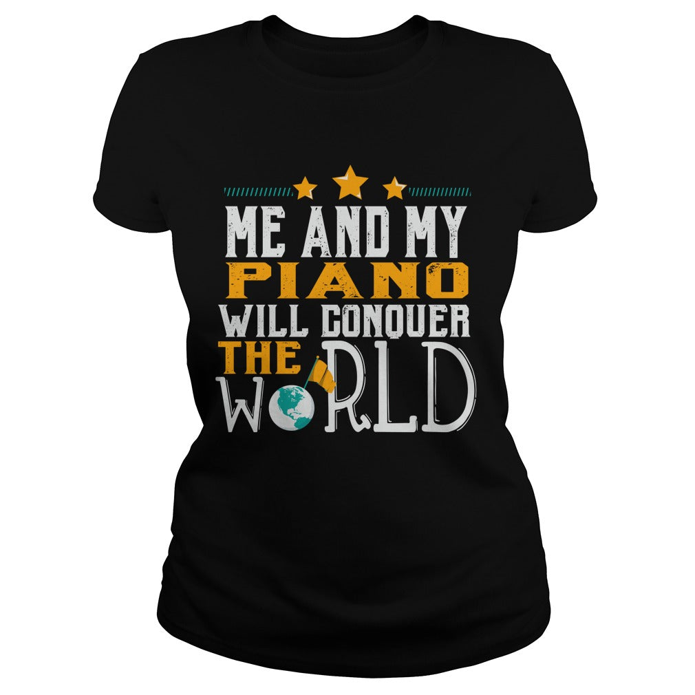 Piano World Women's T-Shirt