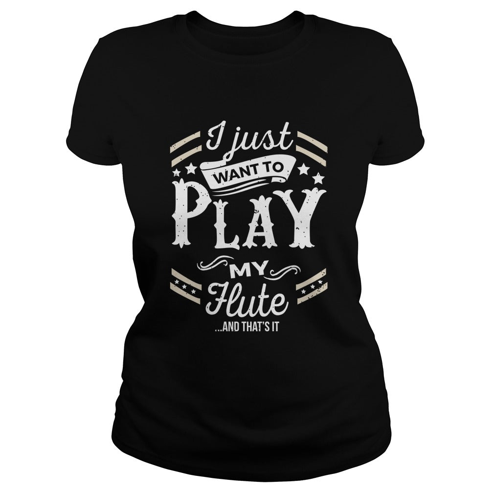 flute Play World Women's T-Shirt