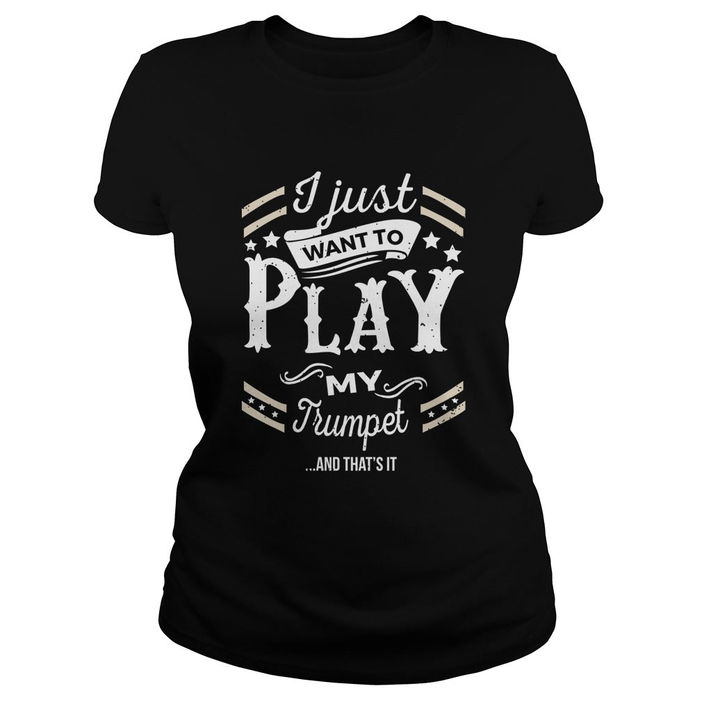 Trumpet Play World Women's T-Shirt