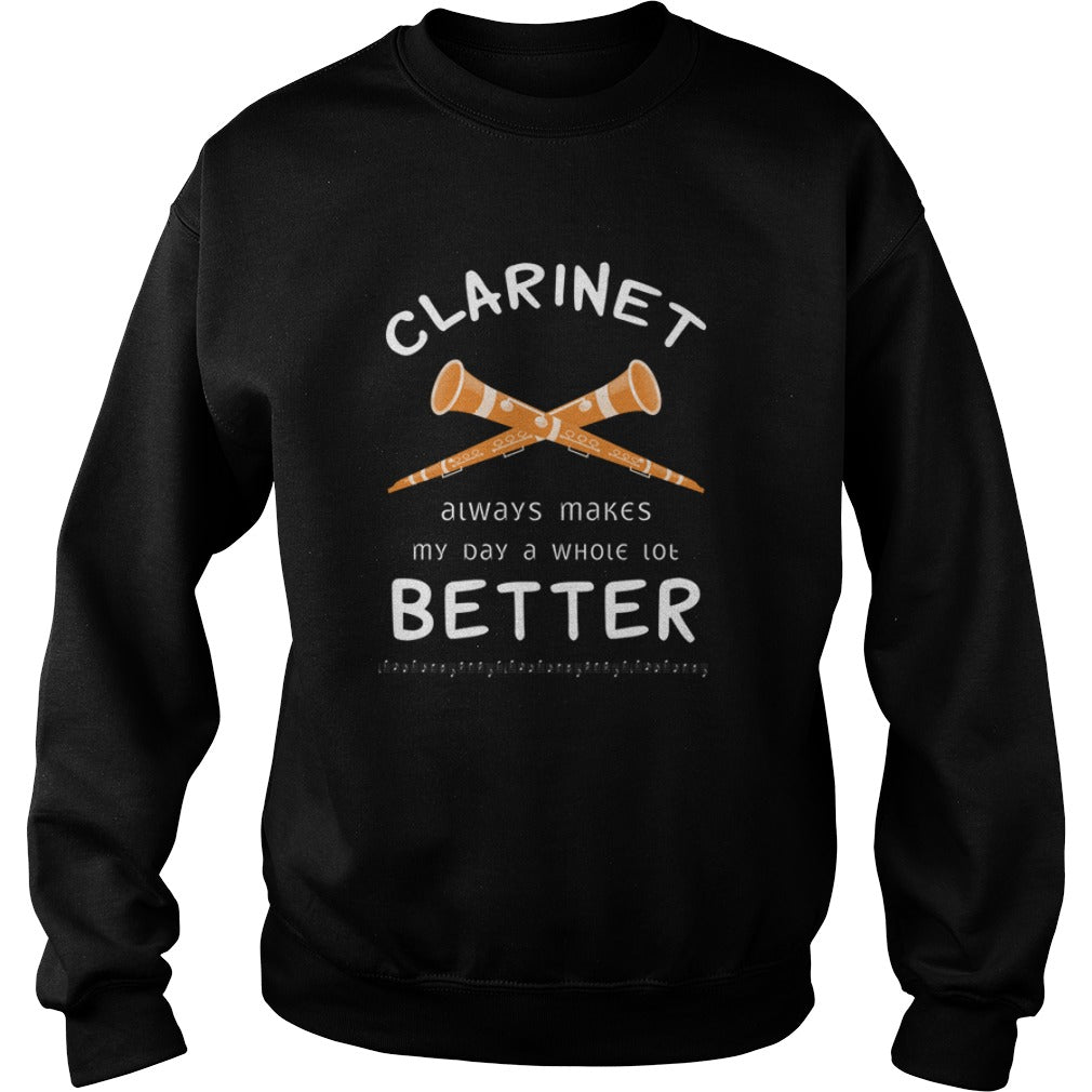 Clarinet Better Sweatshirt