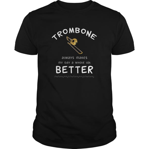 Trombone Better Men's T-Shirt