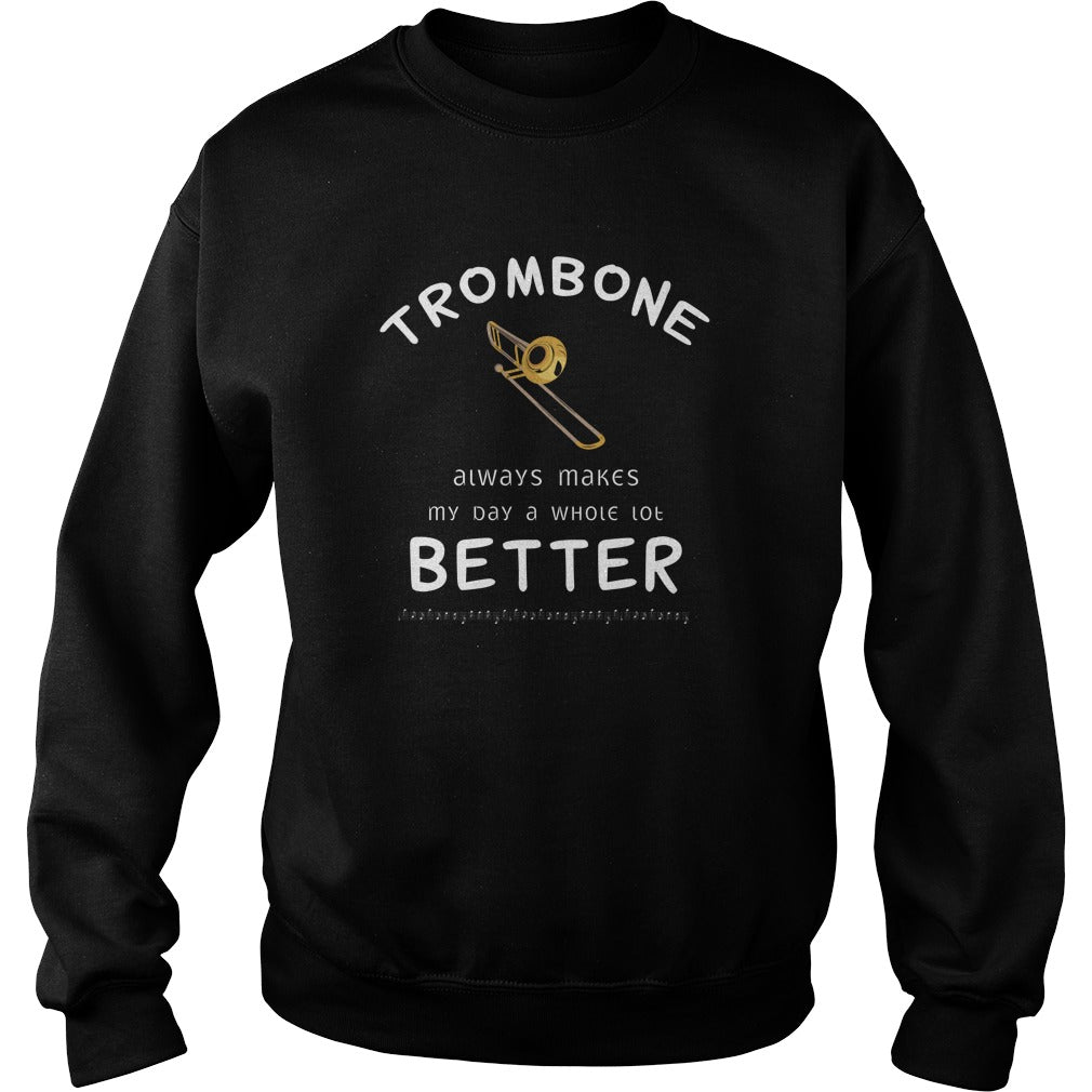 Trombone Better Sweatshirt