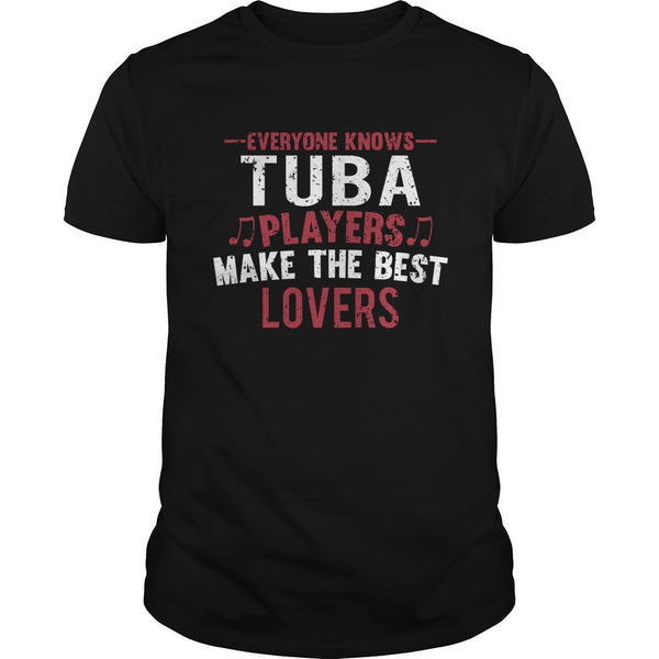 Tuba Players Lovers Men's T-Shirt
