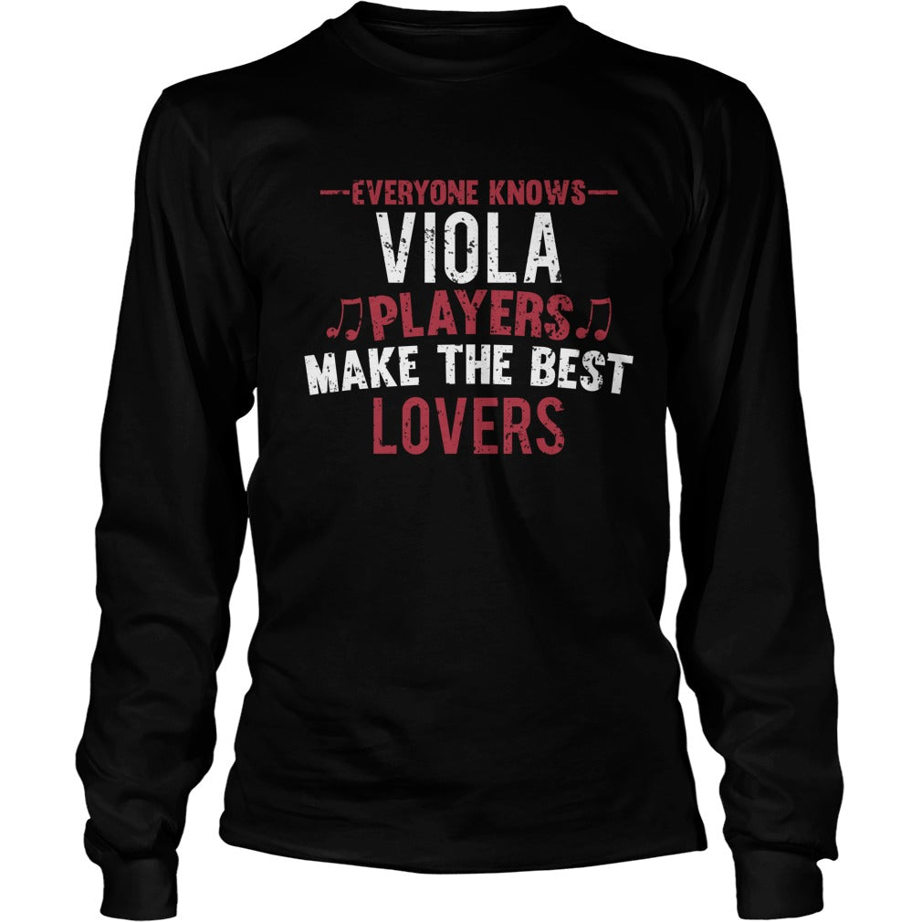 Viola Players Lovers Unisex Tank Top