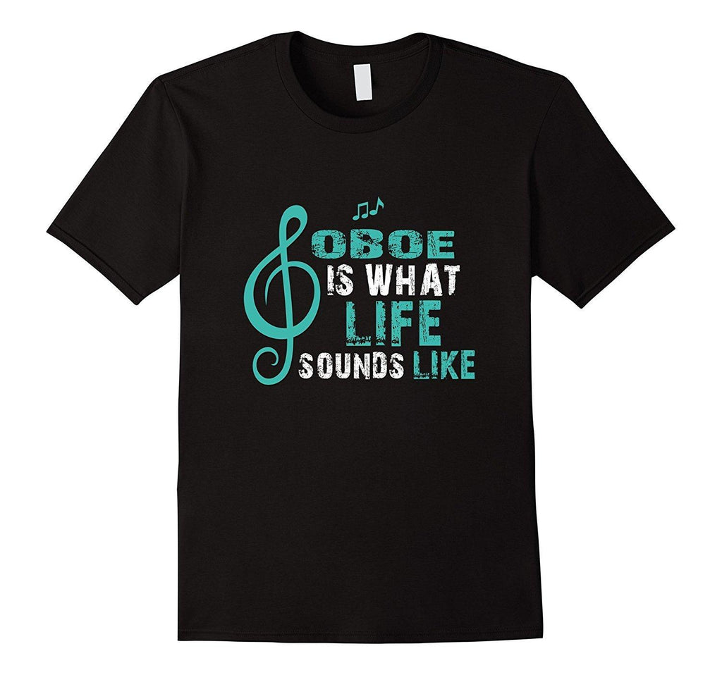 Oboe Player Novelty T-Shirt
