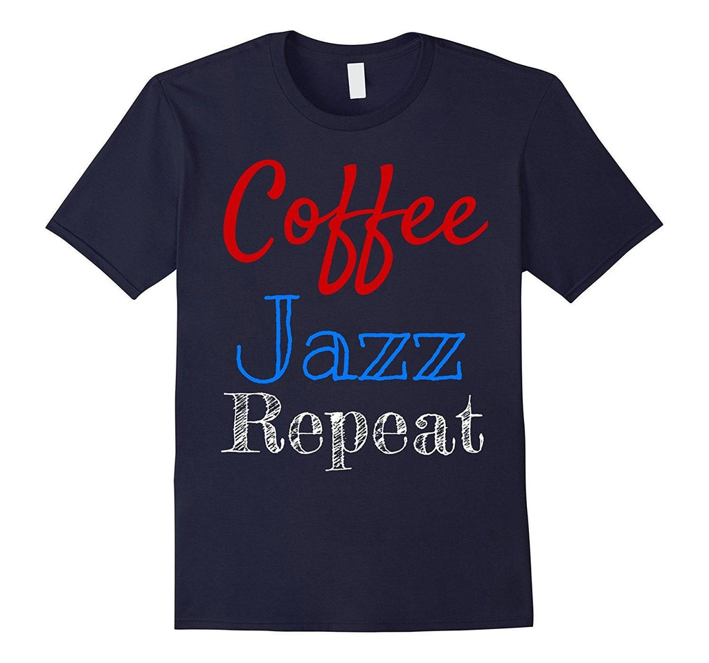 Coffee and Jazz Lover T-Shirt