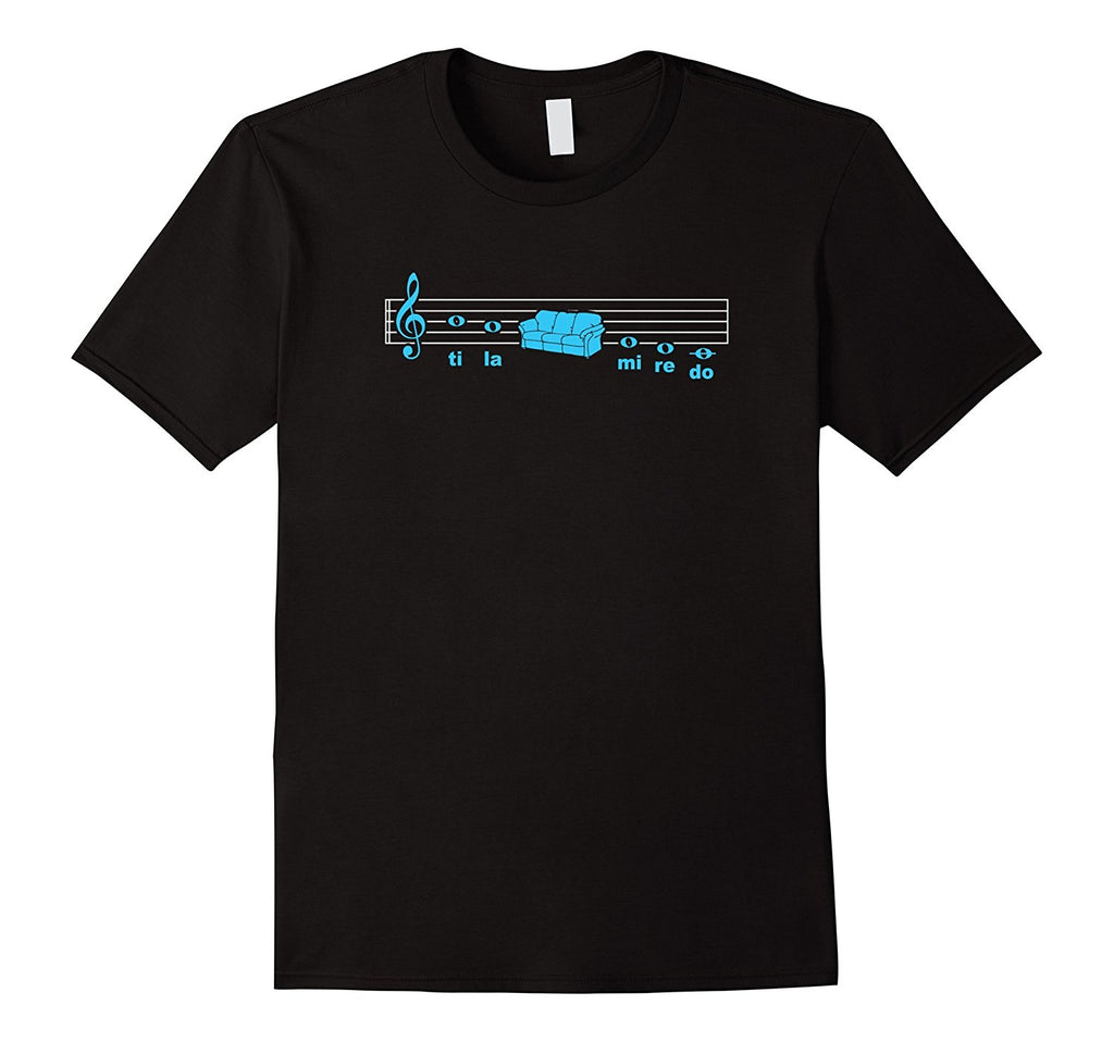 Solfege Music T-Shirt