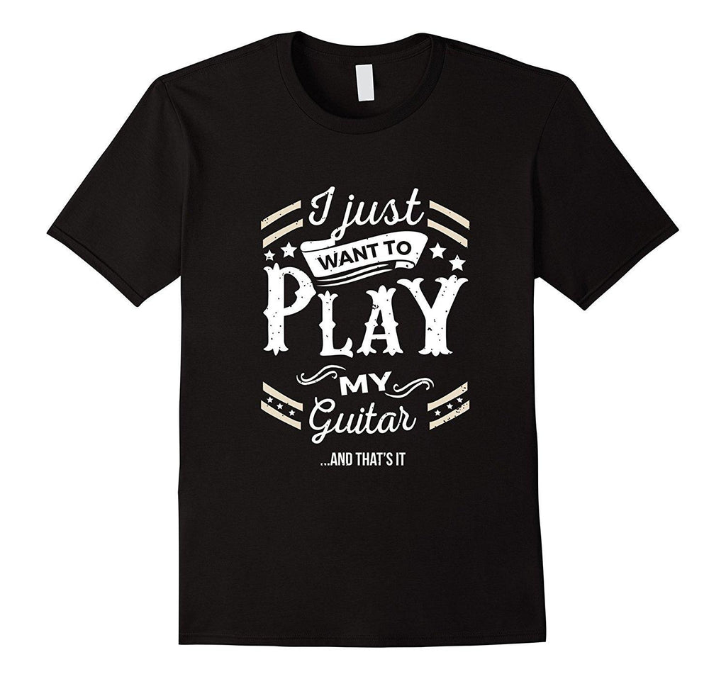Guitar Player Statement T-Shirt