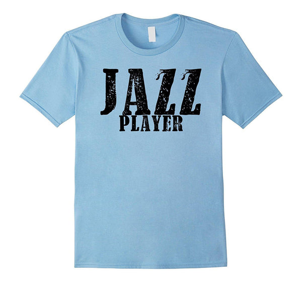 Funny Jazz Band Music T-Shirt
