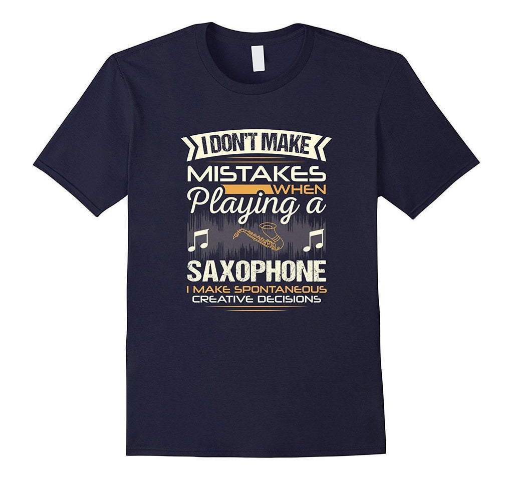 Saxophone Player Statement T-Shirt