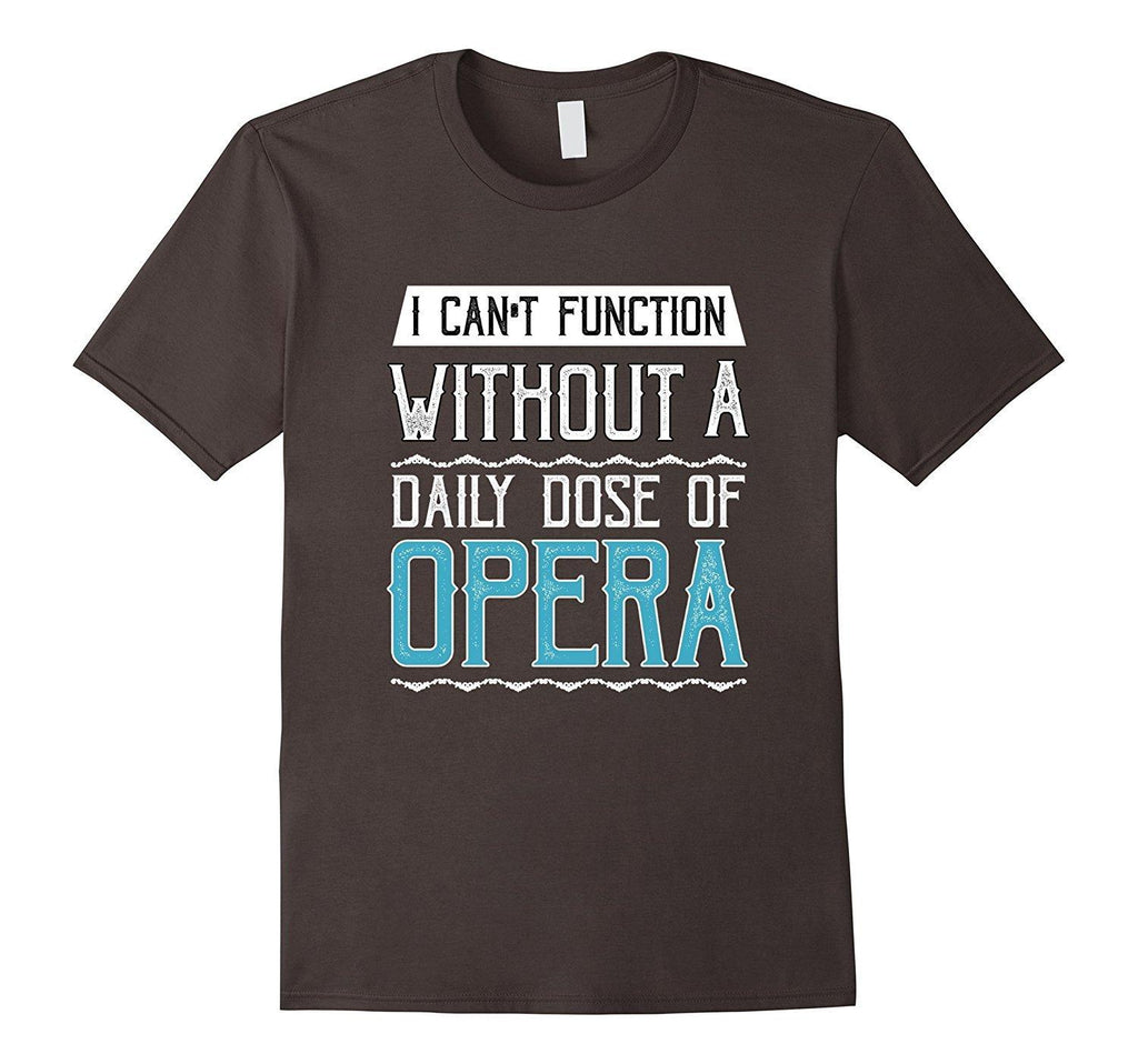 Opera Lover Statement T-Shirt
