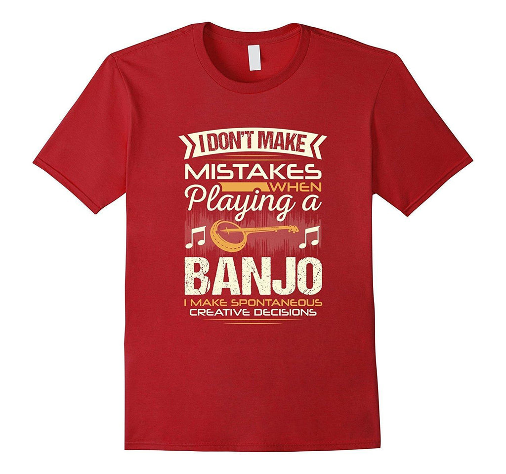 Banjo Player T-Shirt