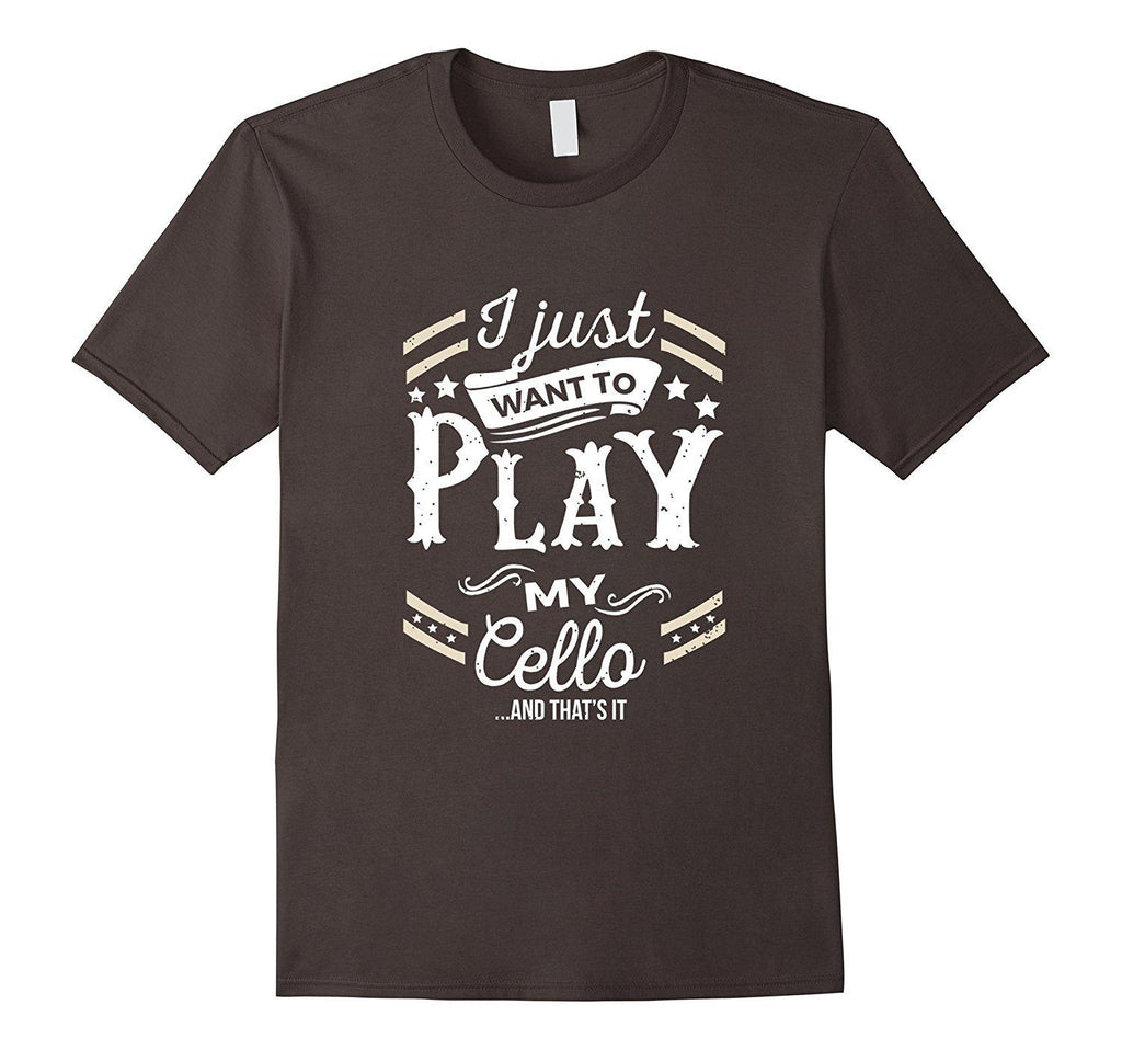 Cello Player Statement T-Shirt