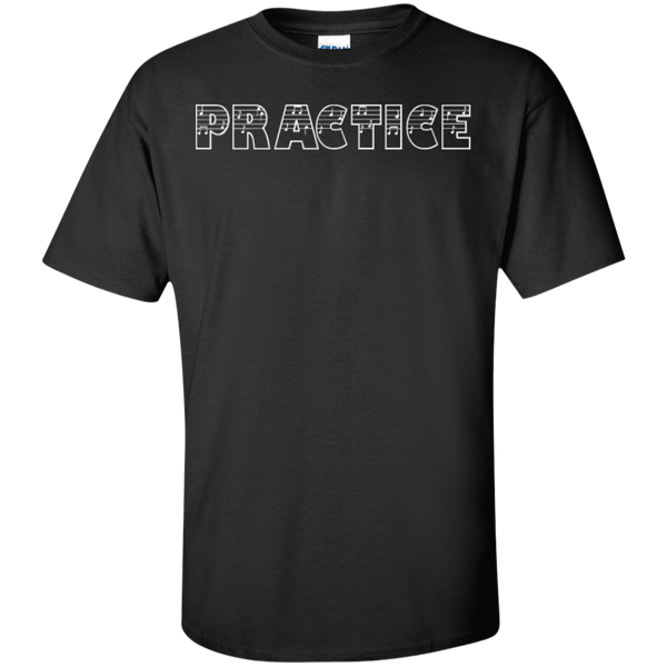 Practice T-Shirt - Music Reading Savant Store