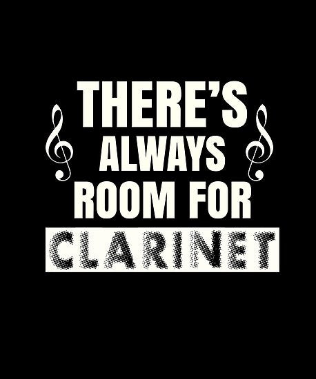 Clarinet Room Day Poster