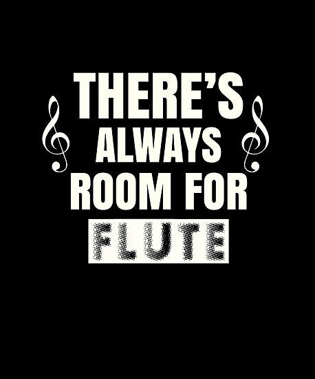 Flute Room Day Poster