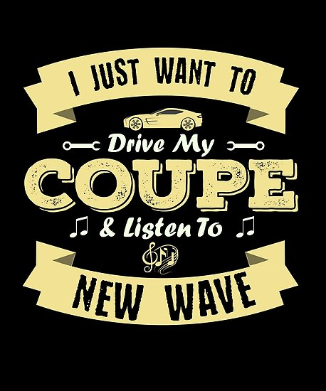 Coupe New Wave Poster