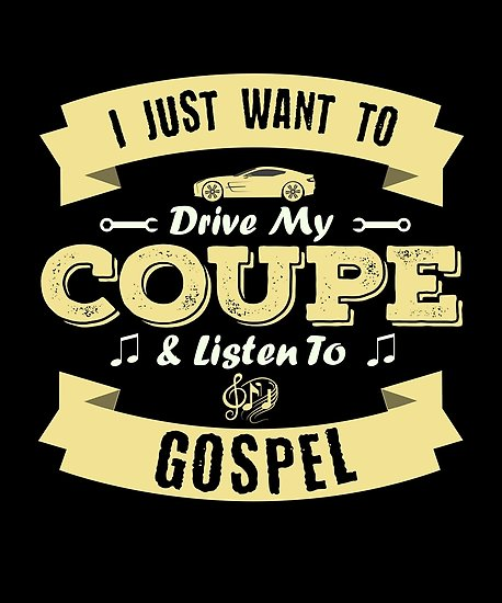Coupe Gospel Poster