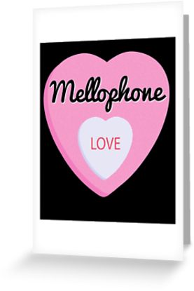 Mellophone Love Greeting Card