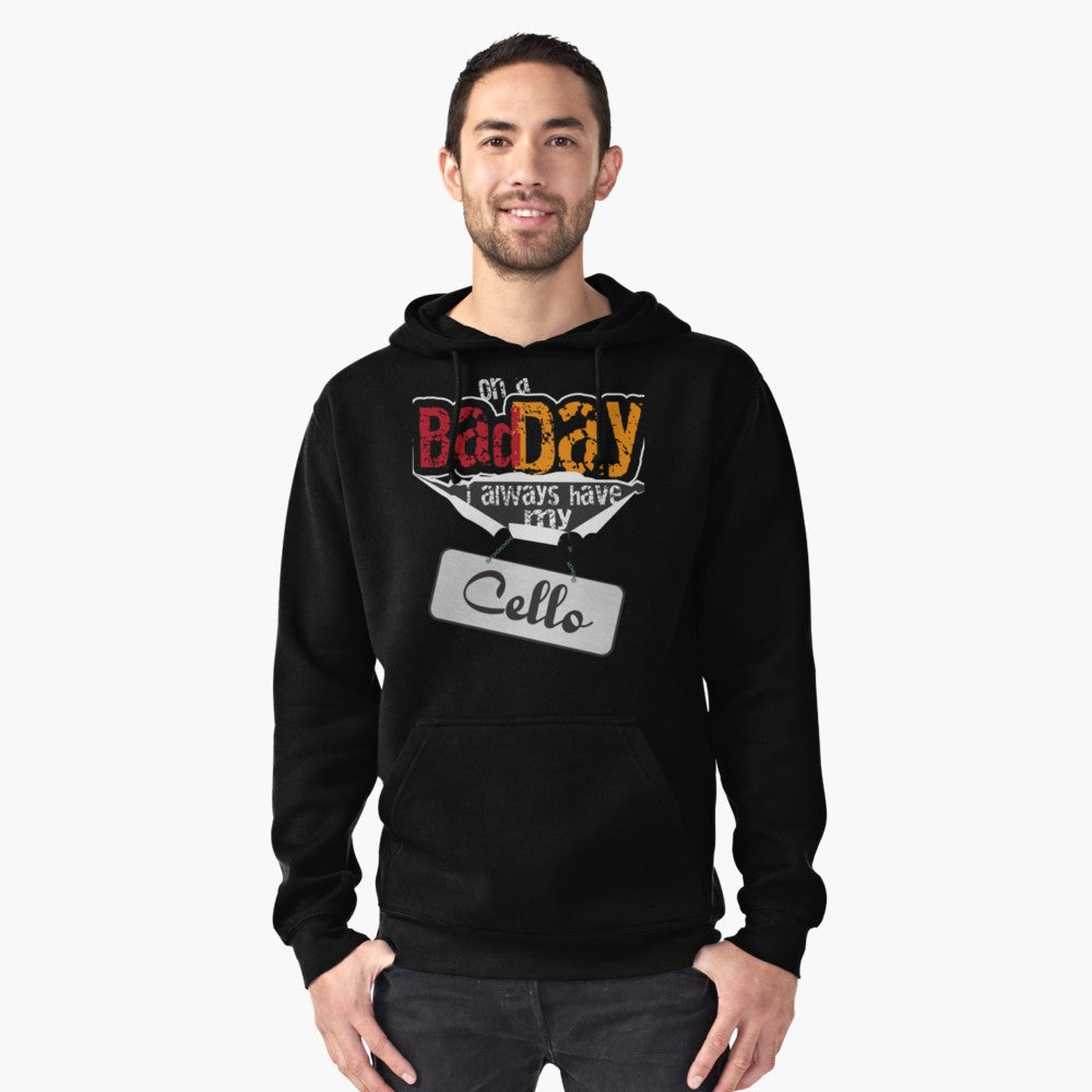 Cello Bad Day Pullover Hoodie