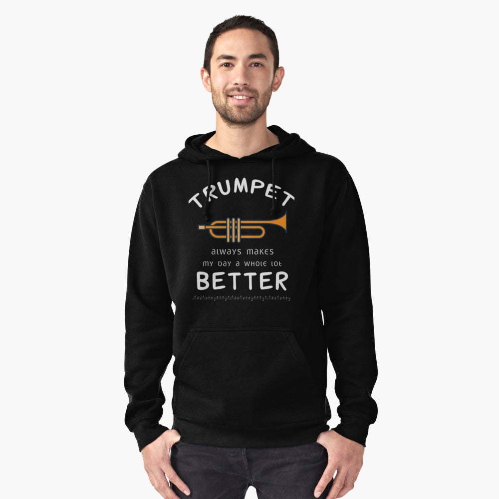 Trumpet Better Pullover Hoodie