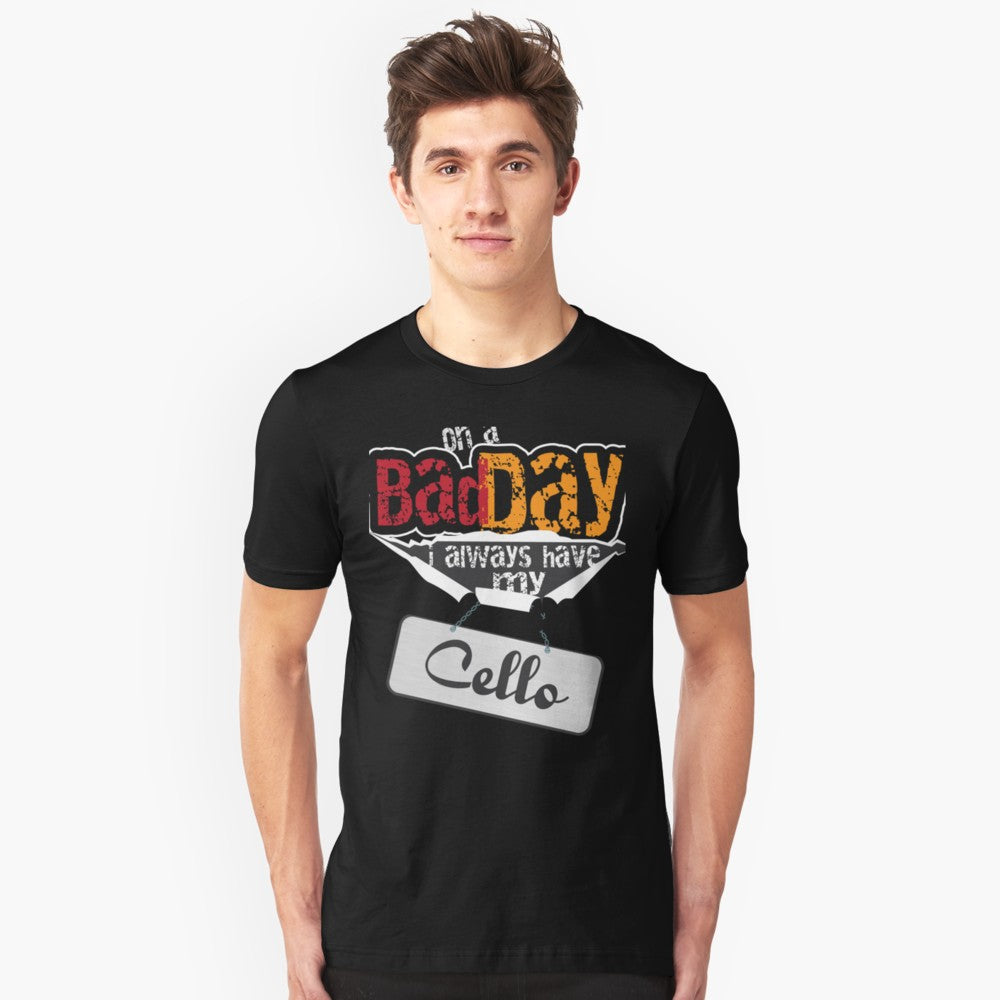Cello Bad Day Unisex T-Shirt