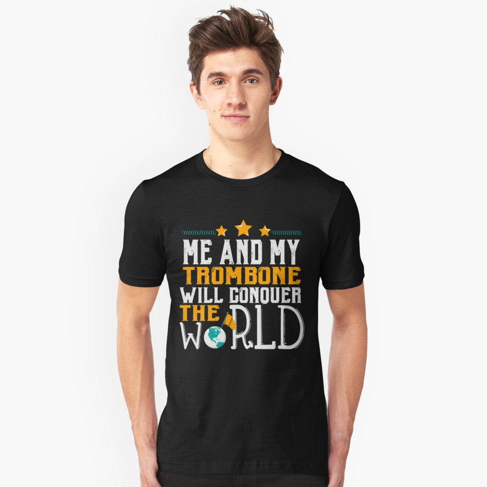 Trombone World Unisex T-Shirt