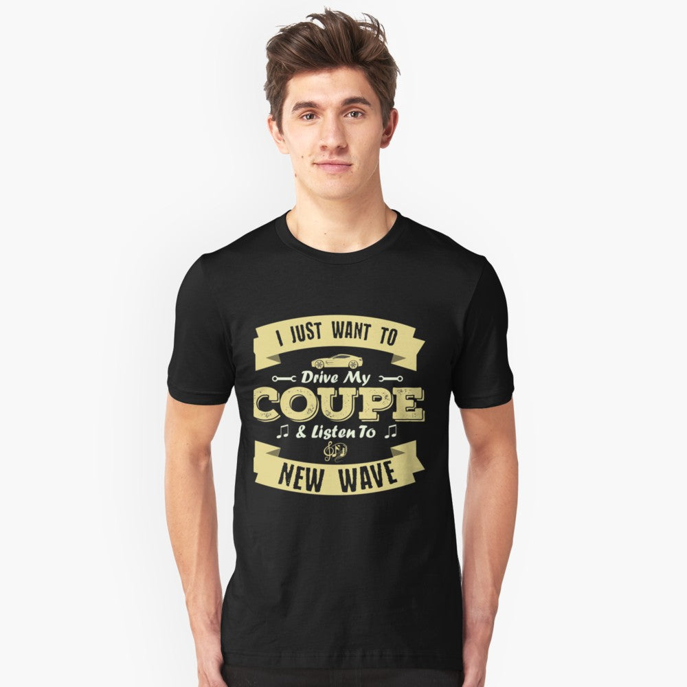 Coupe New Wave Unisex T-Shirt