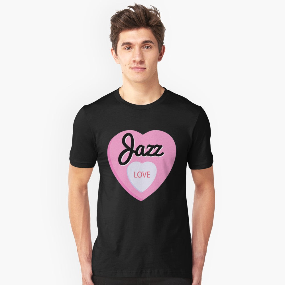 Jazz Love Unisex T-Shirt