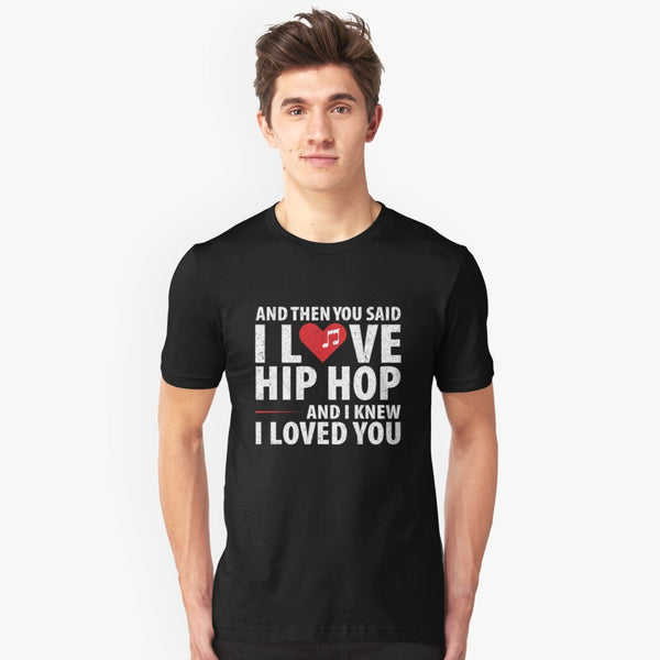 Love Hip Hop Music Unisex T-Shirt