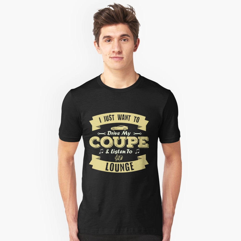 Coupe Lounge Unisex T-Shirt