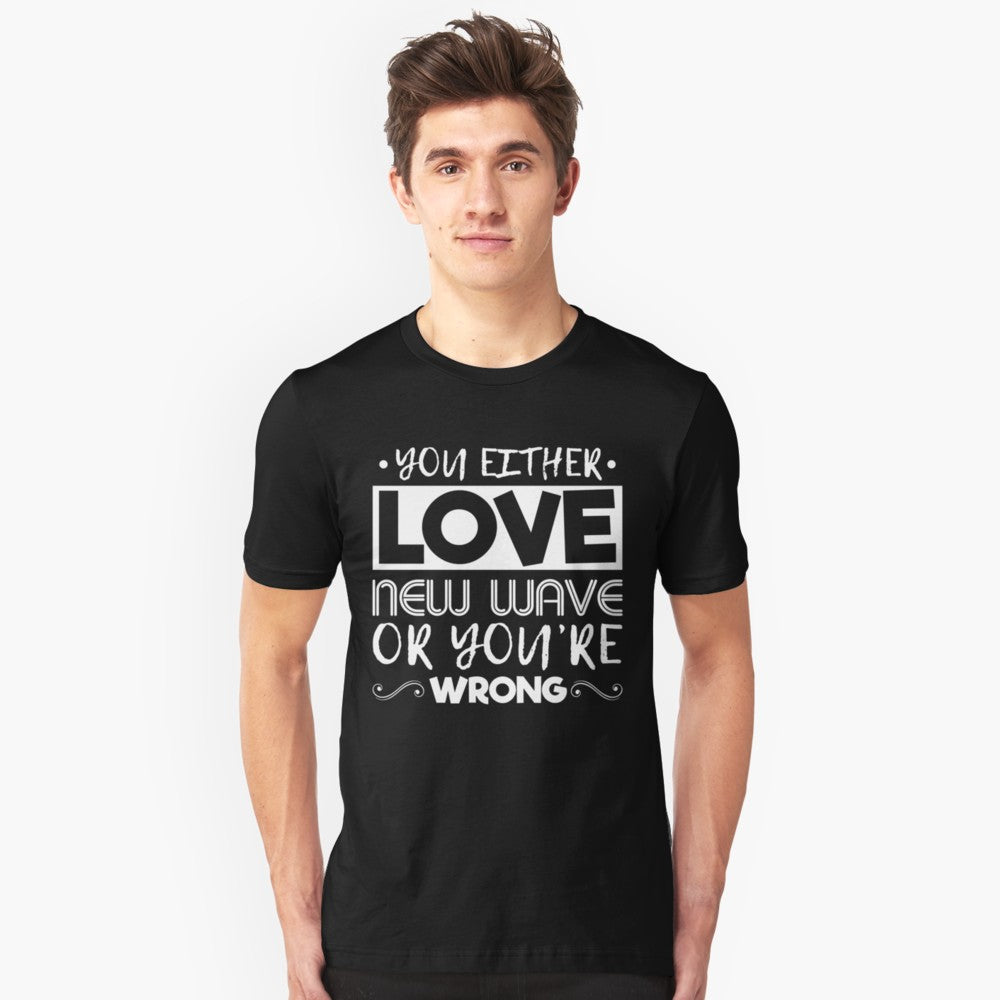 Love New Wave Unisex T-Shirt