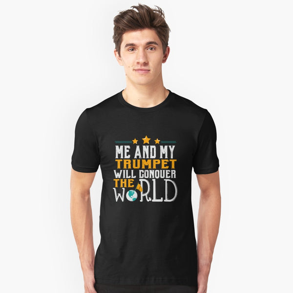Trumpet World Unisex T-Shirt