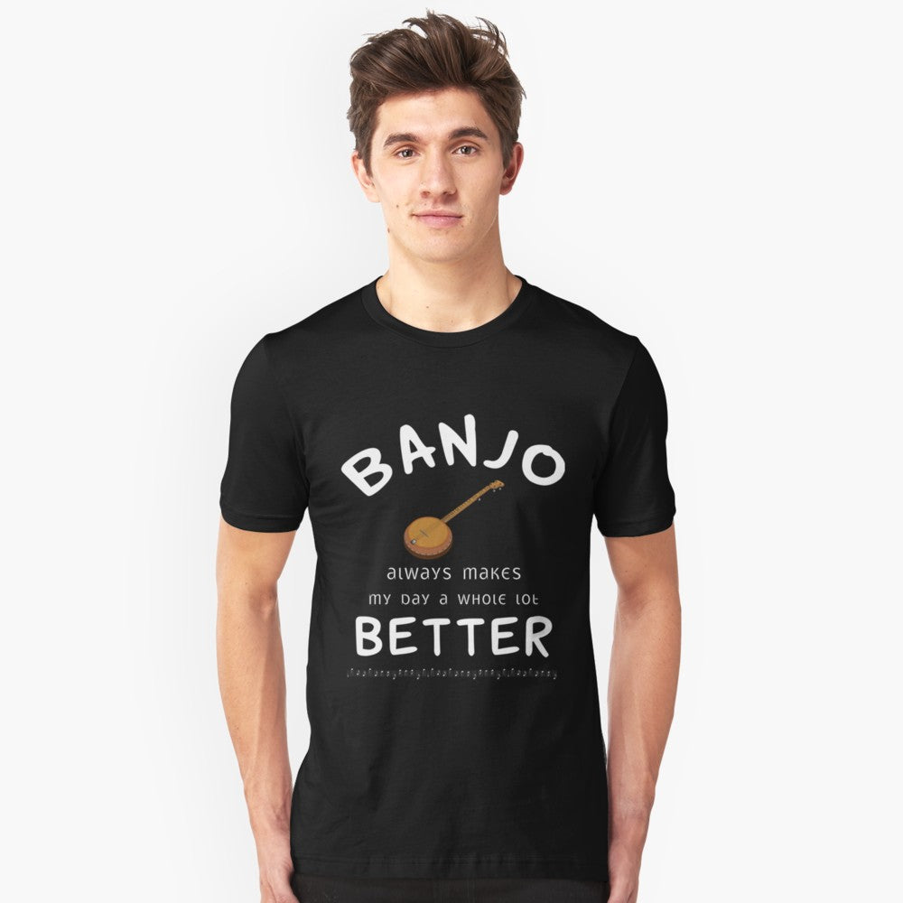 Banjo Better Unisex T-Shirt