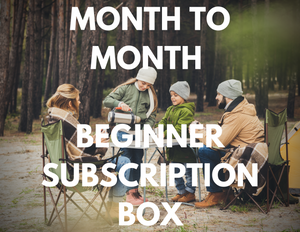 Month to Month - Beginner Subscription Box