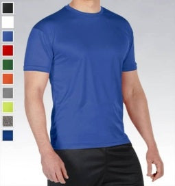 Microtech moisture wicking tee shirt
