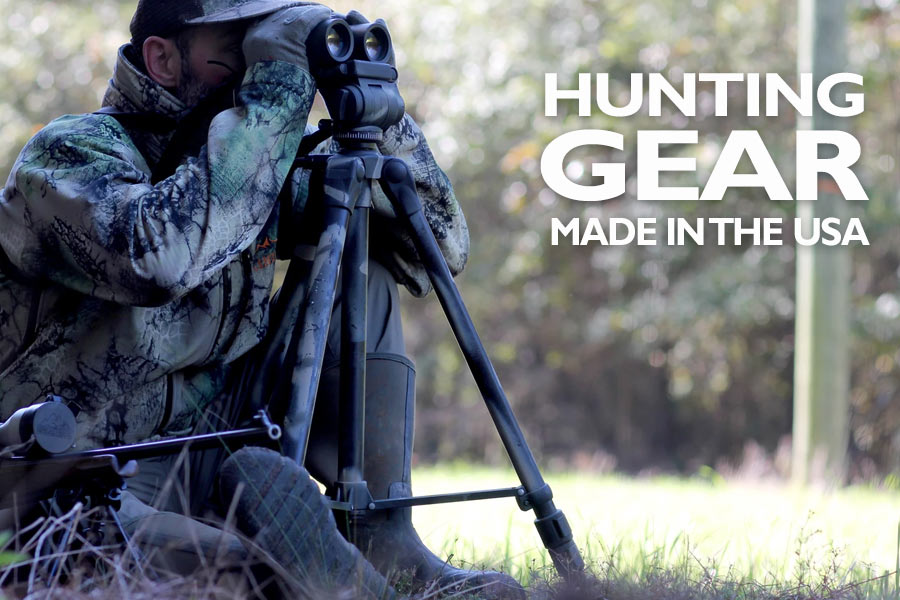 hunting gear made in the USA