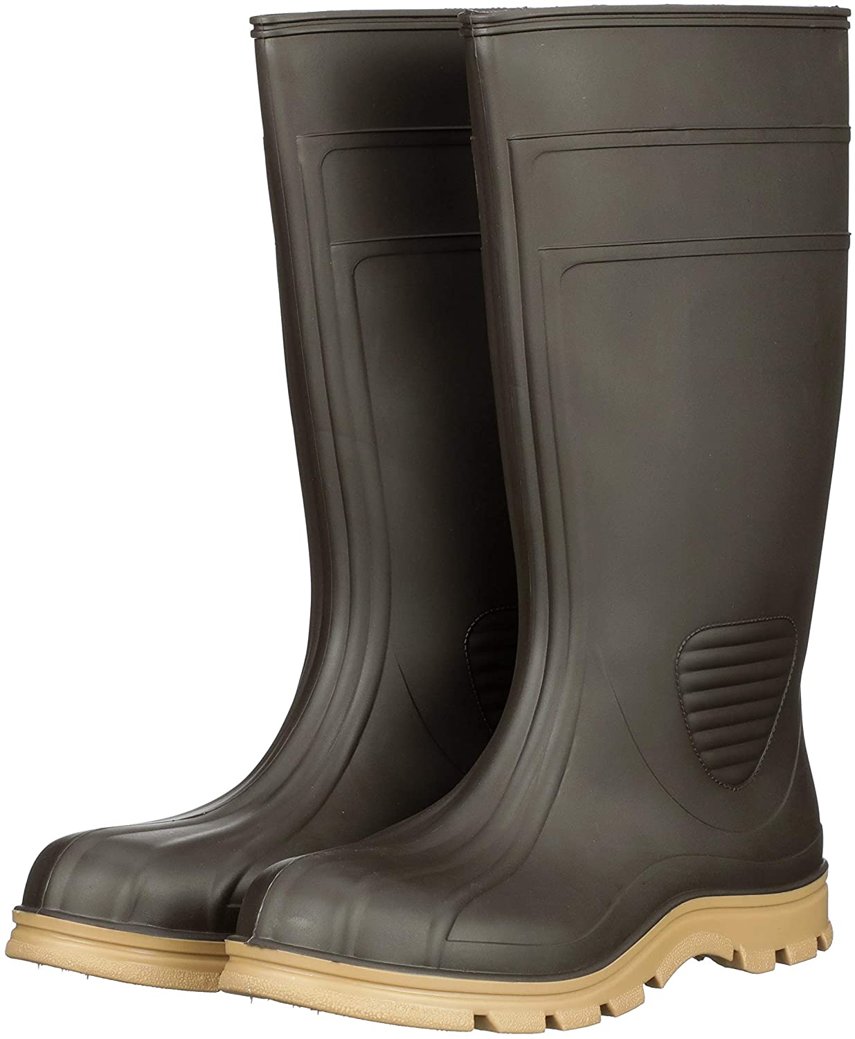 "FarmTuff 15"" Plain Toe Industrial Durable Ag Boot"