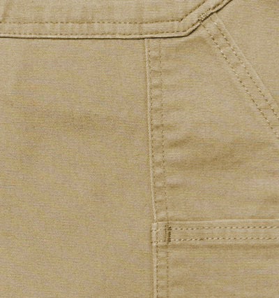 All American Men's Canvas Utility Pant - Khaki - Made in USA