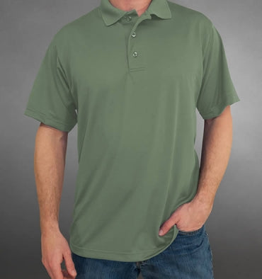 1. Crest Polo Made in USA