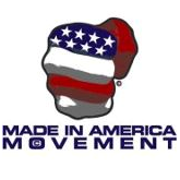 Made in America Movement Button
