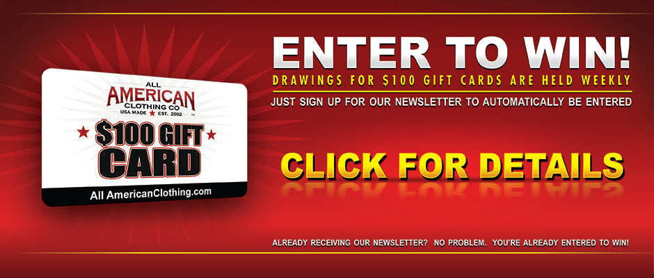 newsletter gift card giveaway