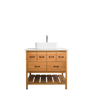 The Scandi Oak Vanity
