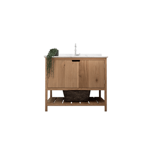 The Oslo Single Vanity
