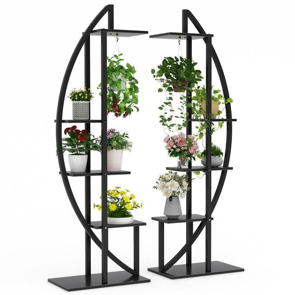 Tribesigns, 5 Tier Plant Stand, Pack of 2