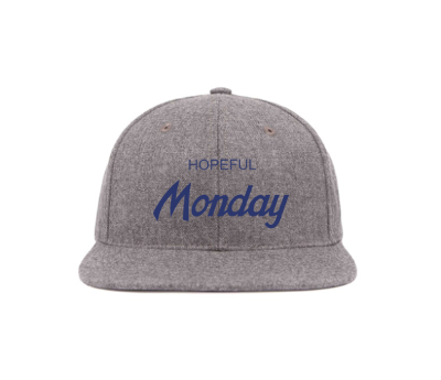 Create your own wool baseball cap